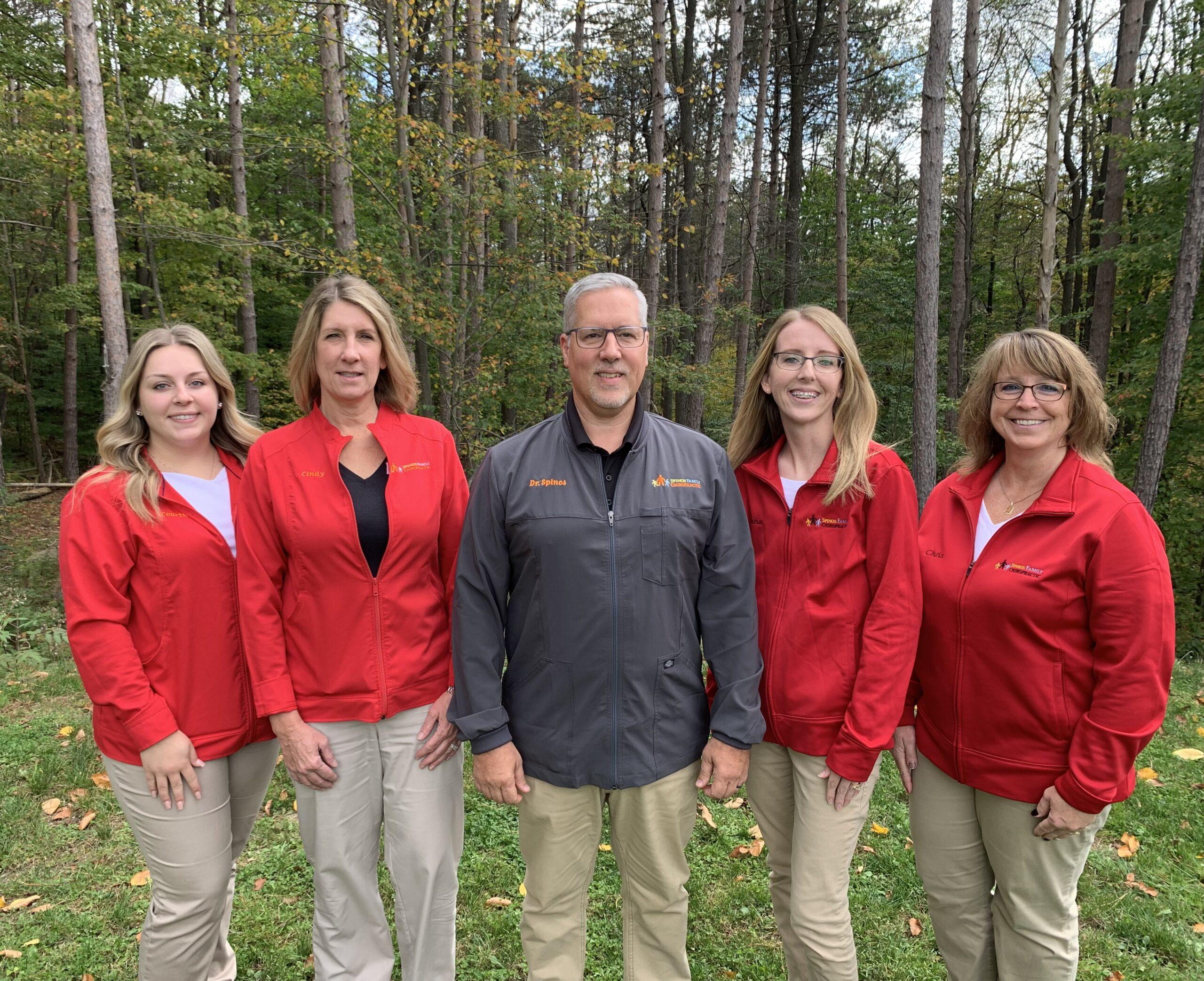 Ebensburg PA Chiropractor   Staff Photo